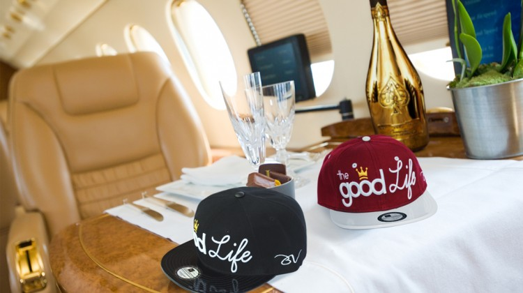 The Good Life Snapbacks by Bon Vita