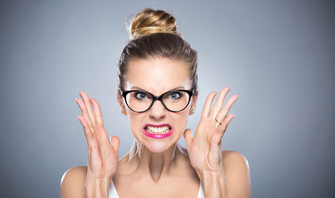 Feel Angry All the Time? 10 Things That May Be Hiding