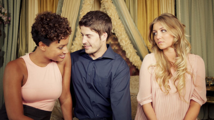 Dating a married man in an open relationship